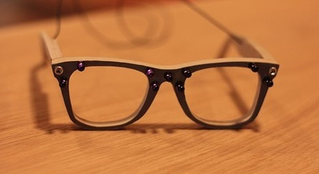 These AVG glasses protect from face recognition | Retail technology | Scoop.it