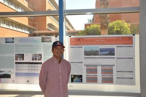 Arizona, New Mexico Students Participate in Research at UA | UANews | CALS in the News | Scoop.it
