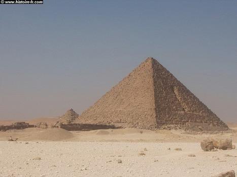 L'histoire de la pyramide de Khéops   Monde antique   Scoop.it