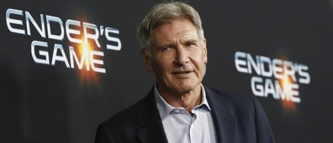 Harrison Ford says he found 'in nature a kind of God' - Daily Caller | Photography on the Go | Scoop.it