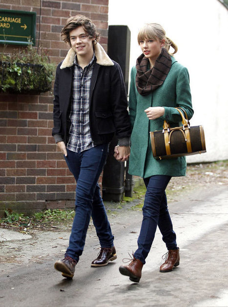 taylor swift and harry styles are they dating