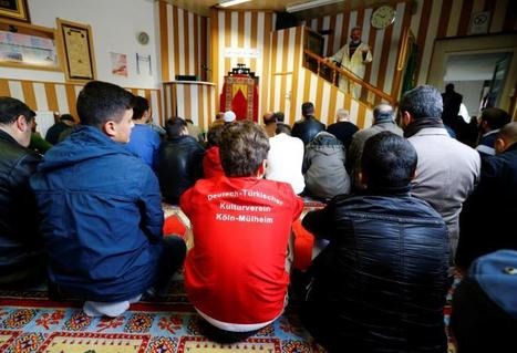 In Germany, Syrians find mosques too conservative | 16s3d: Bestioles, opinions & pétitions | Scoop.it