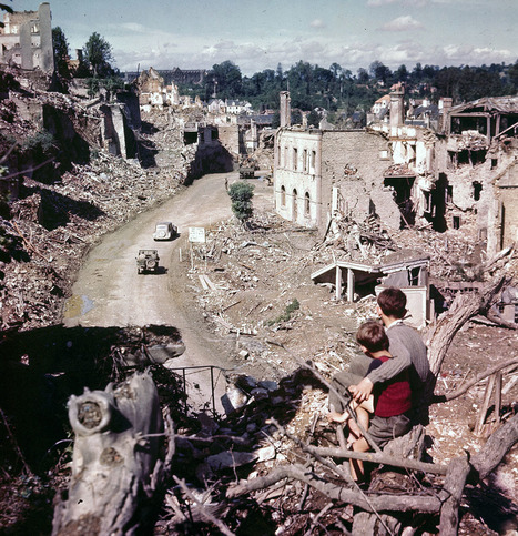 World War II: The Allied Invasion of Europe | Best of Photojournalism | Scoop.it