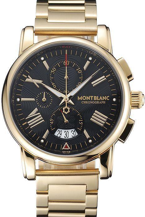 Replica MontBlanc 4810 Chronograph