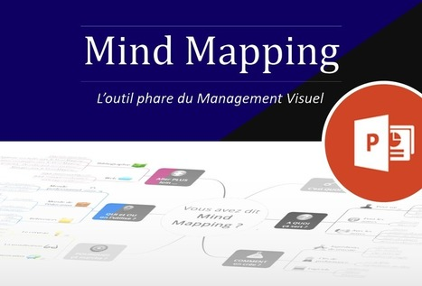 Découvrir le Mind Mapping (cartes mentales) avec un... PowerPoint ! | Medic'All Maps | Scoop.it