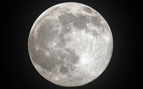 Who owns the moon? Time to call in the 'space lawyers' - Telegraph.   @ThorMercury1 Promotes Science   Scoop.it