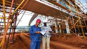 Grands travaux : quand les capitaux affluent en Afrique - Jeune Afrique   Afrique et Intelligence économique  (competitive intelligence)   Scoop.it