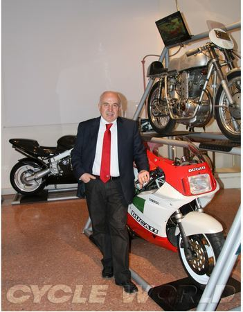 History of Desmodromic Valve Actuation Museum | Dr. Gigi Mengoli | Cycle World | Ductalk Ducati News | Scoop.it