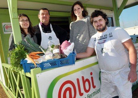 Les produits de la ferme sur Internet   E-commerce et produits fermiers   Scoop.it