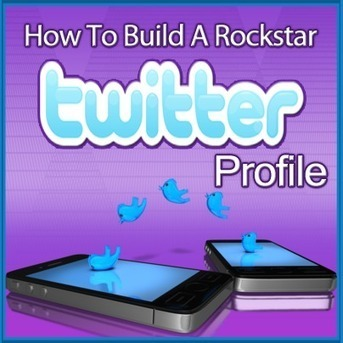 How To Build a Rockstar Twitter Profile | Sestyle - Personal Branding ENG | Scoop.it