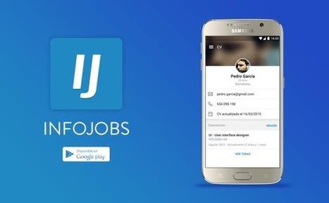 Las redes sociales y aplicaciones a la hora de buscar empleo | aprendizaje y empleo en red | Scoop.it