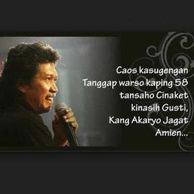 Kumpulan Dp Bbm Gambar Kata Bijak Bahasa Jawa T