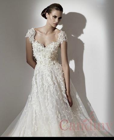 Vestidos de novia en madrid espana
