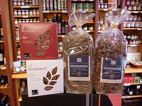 Epicerie Fine Bretagne : Spécialités culinaires au blé tendre, Brittany Soft Wheat Pasta | Voyages et Gastronomie depuis la Bretagne vers d'autres terroirs | Scoop.it