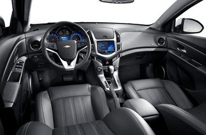 """GM Unveils Innovative Smart System """"Chevy MyLink"""" - Korea IT Times (press release)   Internet of Things News   Scoop.it"""