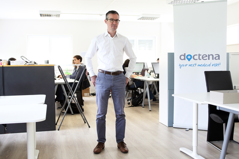 Doctena and bookmydoc are merging silicon luxembourg luxembourg europe santé