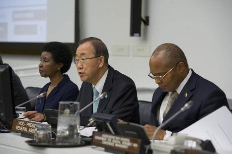 Progress on UN Millennium Development Goals to be tracked by online platform | All Things Geography | Scoop.it
