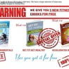 Get 3 Fitness eBooks for free