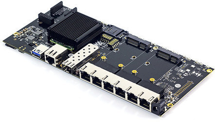 SolidRun ClearFog Pro and Base Router Boards Feature Marvell ARMADA 380/388 Processor | Embedded Systems News | Scoop.it