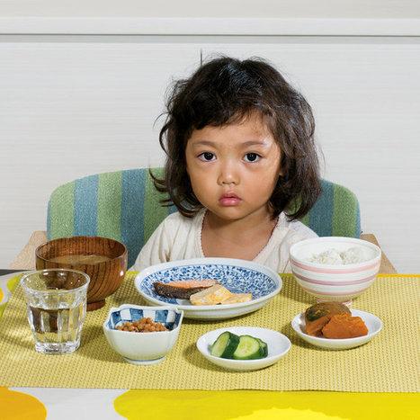 Ce photographe réalise un tour du monde des petits déjeuners en images | Autour de la puériculture, des parents et leurs bébés | Scoop.it