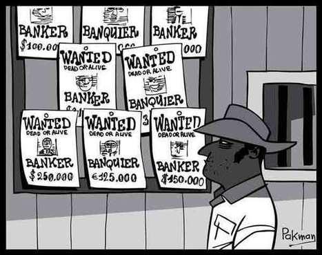 Bankster, le jackpot de l'économie criminelle (III) : Les comptes de Grimm | Bankster | Scoop.it
