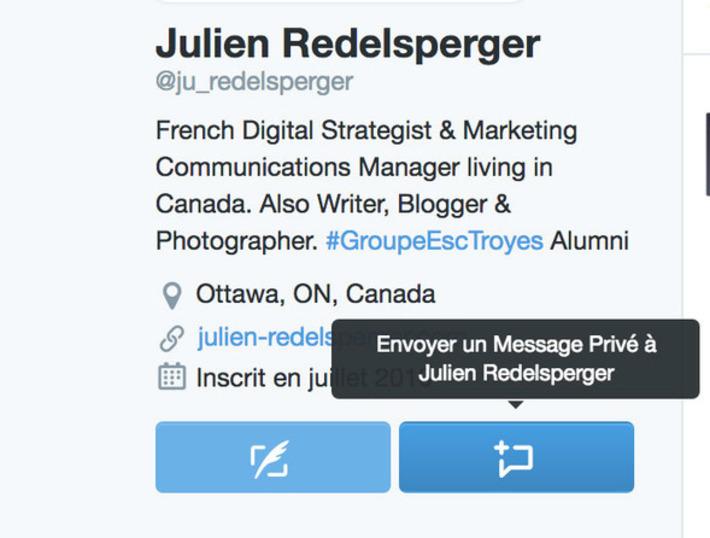 Twitter : optimisez votre messagerie pour mieux convertir | Médias sociaux : Conseils, Astuces et stratégies | Scoop.it