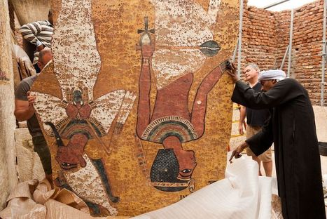 Tut's Tomb: A Replica Fit for a King | UtopianDynamics | Scoop.it