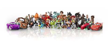 Disney's Biggest Stars Join Forces for Skylanders-Style Gaming Mash-Up | Transmedia: Storytelling for the Digital Age | Scoop.it