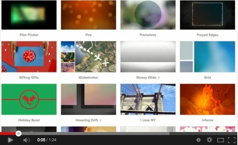 The Popular Animoto Video Maker is Now Available for iPad | Sharing Technology for Teachers | Scoop.it