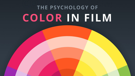 These 50+ movie color palettes show how to effectively use color in film - DIY Photography | Books, Photo, Video and Film | Scoop.it