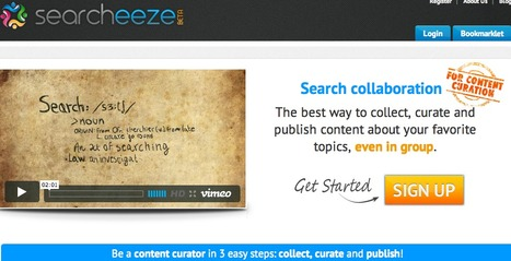 Searcheeze Beta - Search Collaboration for Content Curation   Searcheeze.com   Technology Ideas   Scoop.it