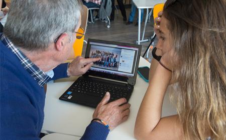 Aprendizaje entre dos generaciones, el proyecto de Facebook y Fundación Pere Tarrés - Educación 3.0 | Contenidos educativos digitales | Scoop.it