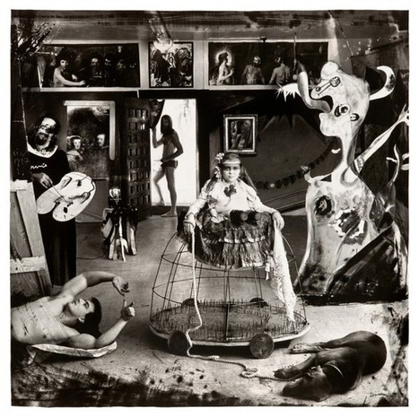 Twin Visions: Joel-Peter Witkin and Jerome Witkin | Photography Now | Scoop.it
