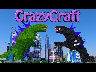 Crazy craft 3. 0 modpack 1. 7. 10 minecraft how to download and.