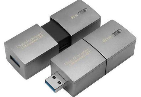 Kingston presenta USB de 2TB de almacenamiento   Aprendiendoaenseñar   Scoop.it
