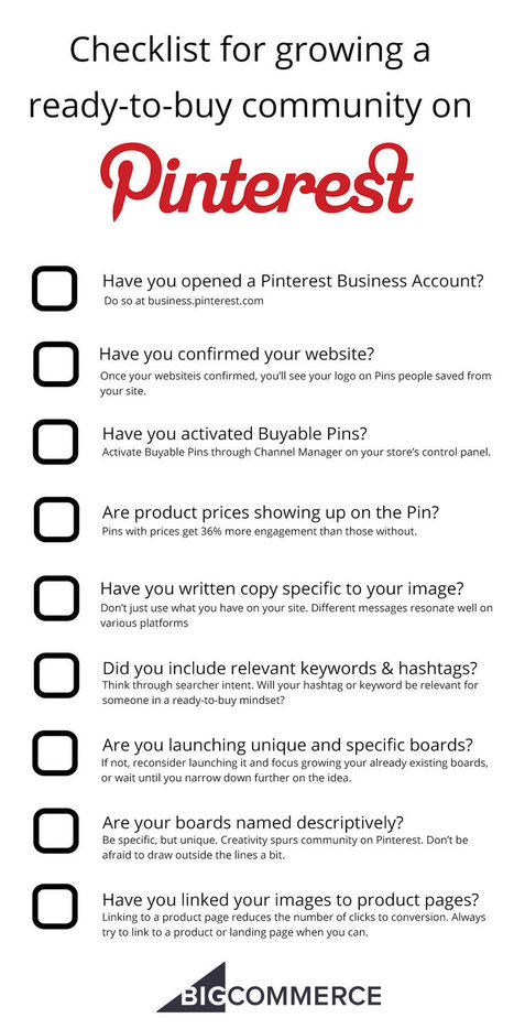 Grow Your Pinterest Audience and Your Store Revenue | Futurism, Ideas, Leadership in Business | Scoop.it