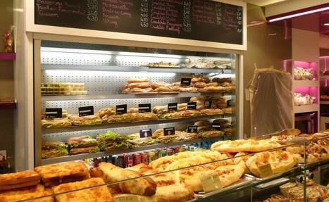 Yannick Martin, Paris 1er, un «gustative corner» où le pain ne file pas à l'anglaise | painrisien | Actu Boulangerie Patisserie Restauration Traiteur | Scoop.it