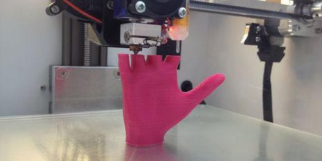 Au Human Lab de Rennes, dessine-moi une main bionique   Marketing Innovation & Territoires   Scoop.it
