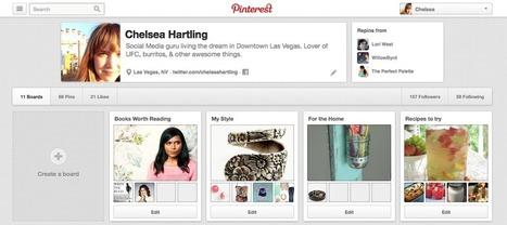 Pretty, Productive Pinning - Digital Royalty | Royal Social Media | Scoop.it