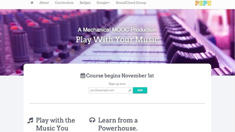 This Free Course in Music Engineering Teaches You with Music You Love | Bazaar | Scoop.it