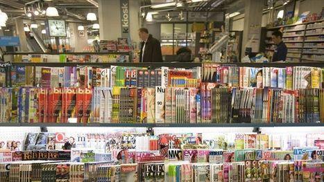 Lagardère céderait la distribution de presse en dehors de la France | MédiaZz | Scoop.it