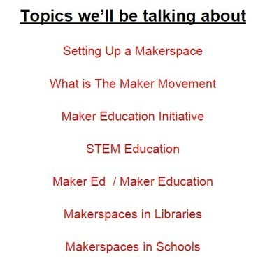 Makerspace FAQ - Ask questions, get answers | Makerspaces | AC Library News | Scoop.it