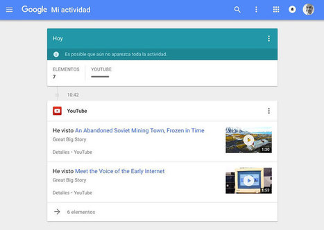 Cómo eliminar completamente el rastro que dejas en las búsquedas de Google | TecNovedosos.com | TIC - Recull de consells i recursos | Scoop.it