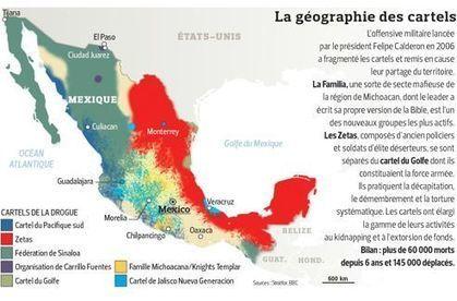À Veracruz, les journalistes cibles des cartels mexicains | DocPresseESJ | Scoop.it