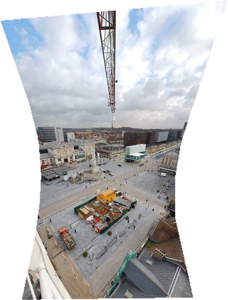 pivoting crane lamp by gijs van vaerenbergh | Visual Culture and Communication | Scoop.it
