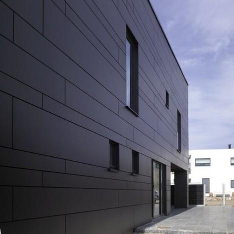 Vila Alstrup in Demark: energy-plus design | sustainable architecture, Green Cities | Scoop.it