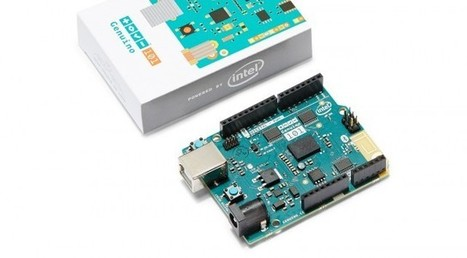 New Arduinos will be shipping soon with Intel's Curie chip inside - ExtremeTech | Arduino, Netduino, Rasperry Pi! | Scoop.it