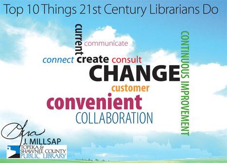 2012 top ten trends in academic libraries | The Future Librarian | Scoop.it