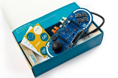 Arduino Blog » Esplora is now available in the Arduino store | Arduino, Netduino, Rasperry Pi! | Scoop.it