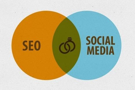 Quelle est la place des réseaux sociaux dans une stratégie de référencement | #LFDCparis | Scoop.it